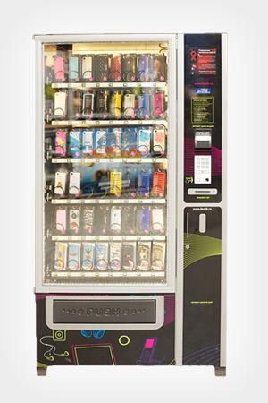 Коробка передач: 10 вендинговых автоматов в Москве, часть 1. Изображение № 5.