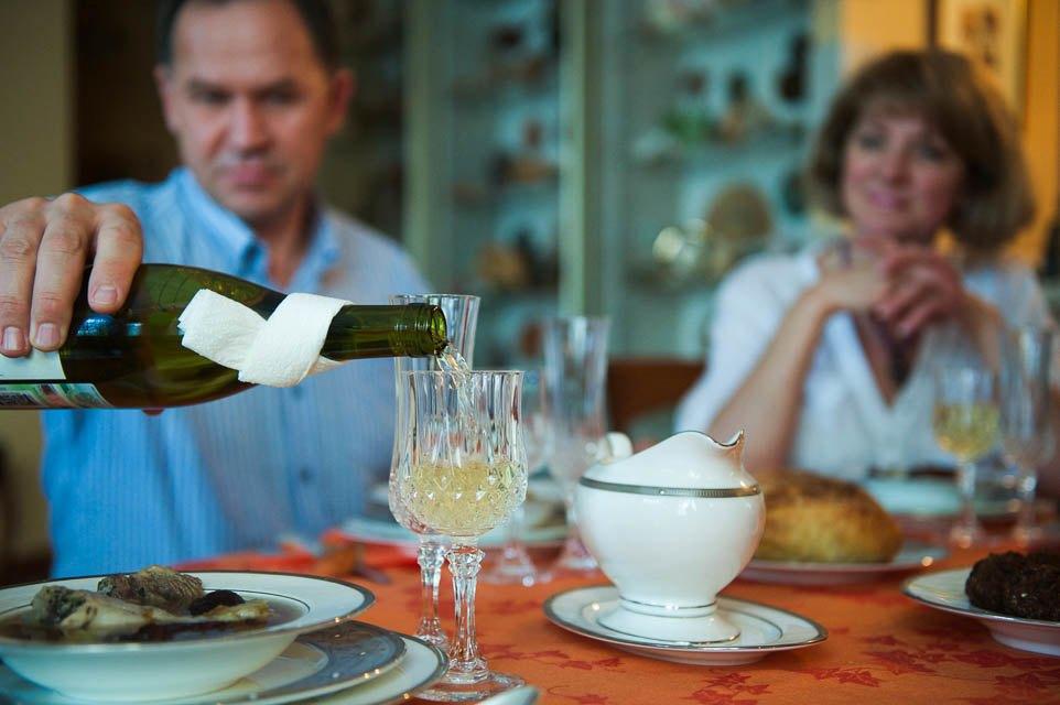 Кто изачем устраивает домашние званые ужины иобеды вМоскве. Изображение № 67.