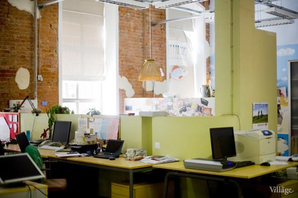Офис недели: Instinct. Изображение № 23.