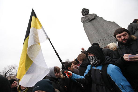 Народ против: Главные протесты 2011 года. Изображение № 62.