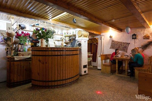 Все свои: Украинское кафе наМира. Изображение № 6.