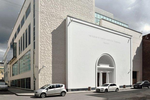 Строиться по одному: 12удачных примеров современной петербургской архитектуры. Изображение № 28.