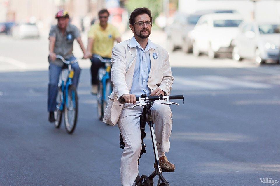 Где наши мигалки: Как петербургские депутаты пересели на велосипеды. Изображение № 4.