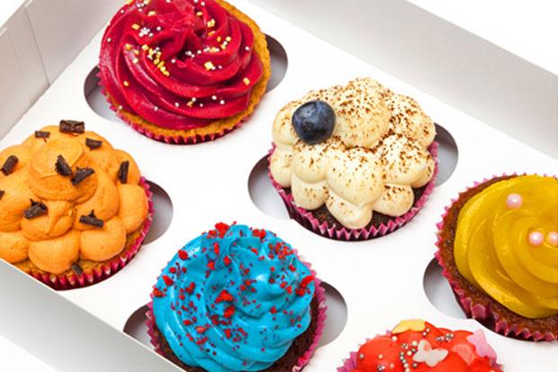 Упаковка Capcake Factory с отверстиями для пальцев. Изображение № 3.