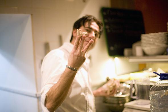 Изображение 32. Фоторепортаж с кухни: Ресторан «Бонтемпи».. Изображение № 45.