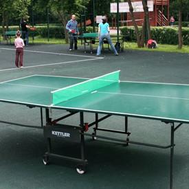 Стол накрыт: Где играть в пинг-понг на открытом воздухе. Изображение № 17.