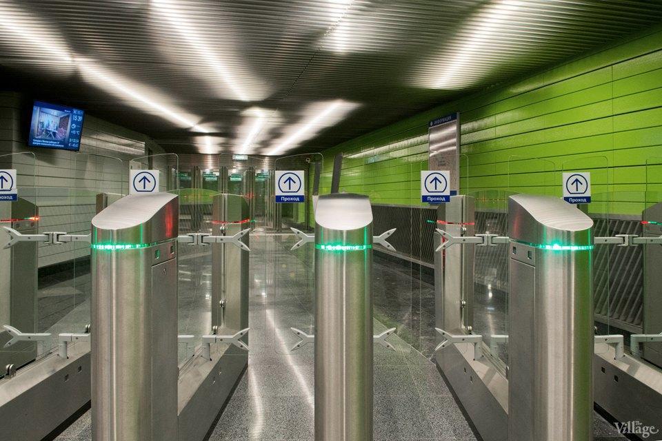 Фото дня: Новые станции метро «Лермонтовский проспект» и «Жулебино». Изображение № 10.