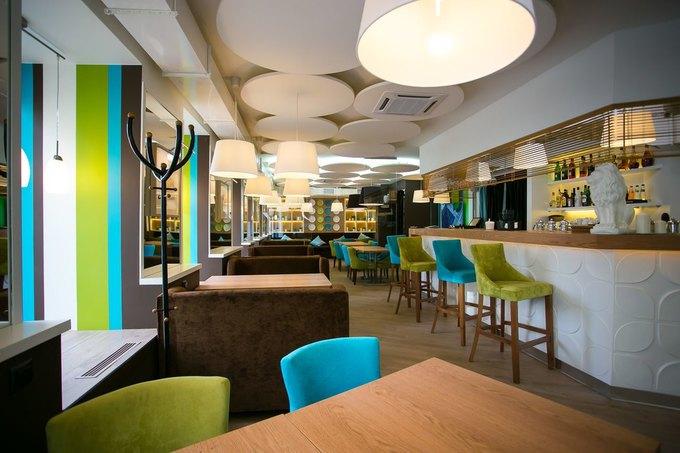 Сеть «Напарах» откроет два новых кафе кначалу осени. Изображение № 2.