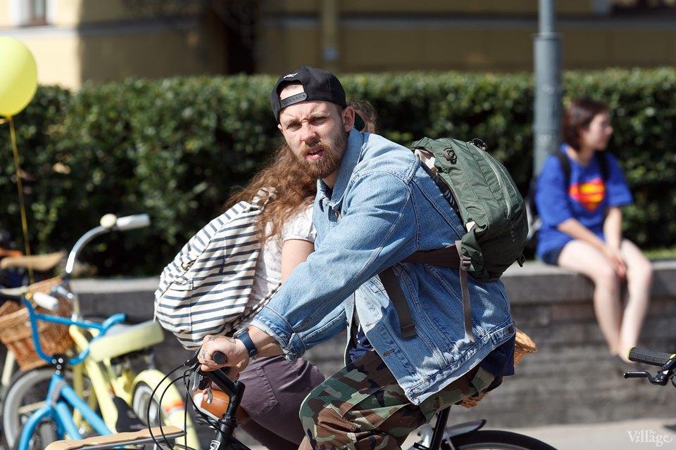 Люди в городе: Участники фестиваля «За велогород». Изображение № 6.