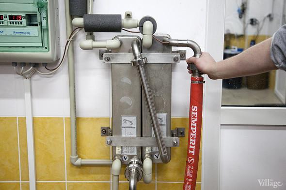 Репортаж: Как варят пиво в частной московской пивоварне. Изображение № 25.