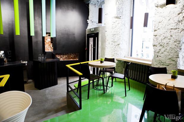 Новое место: Вегетарианское кафе Fresh. Изображение № 9.