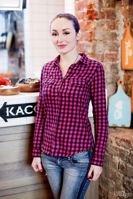Лучшие сотрудники октября вмосковских кафе и ресторанах. Изображение № 5.