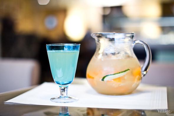 Домашний лимонад —450 рублей за литр