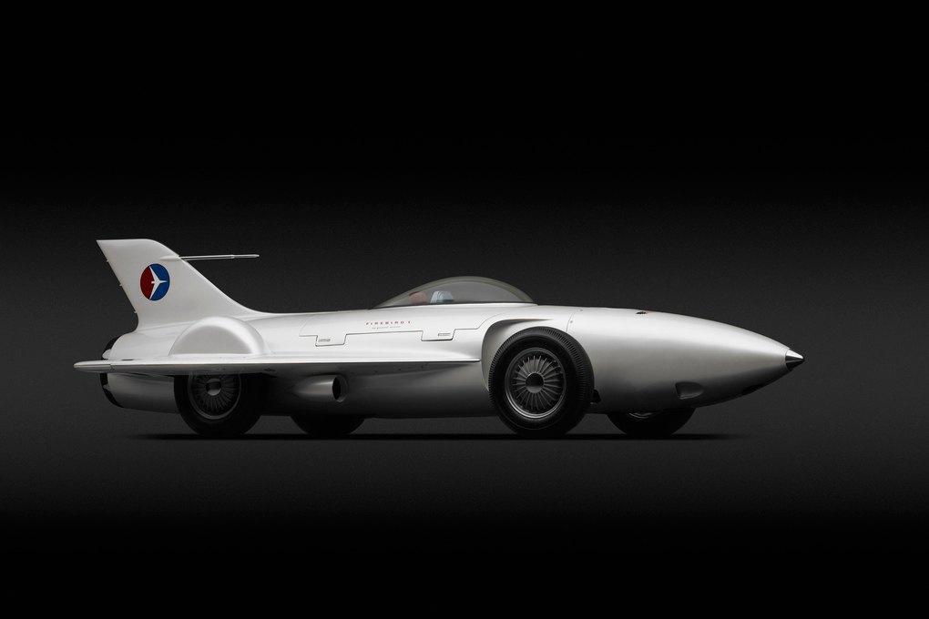 Фото дня: Футуристические автомобили на выставке Dream Сars. Изображение № 1.