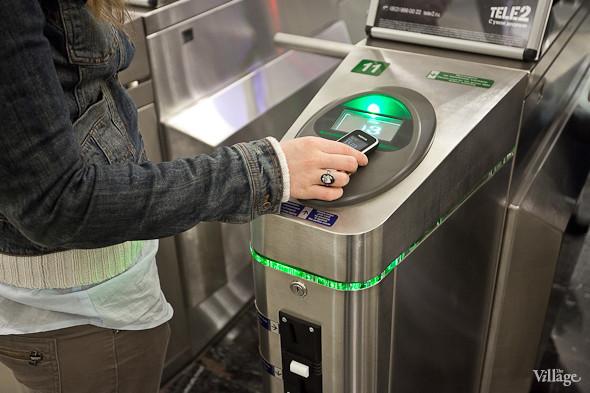 Мобильный вместо проездного: Как использовать телефон в метро. Изображение № 7.