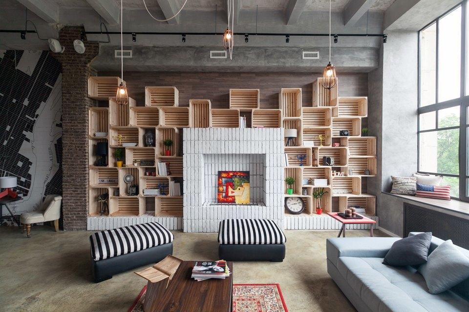 Арт-пространство Studio212 в стиле нью-йоркского лофта . Изображение № 15.