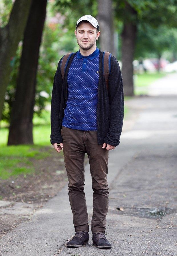 Внешний вид (Петербург): Артем Тиунов, проектировщик и дизайнер интерфейсов вJetBrains. Изображение № 1.