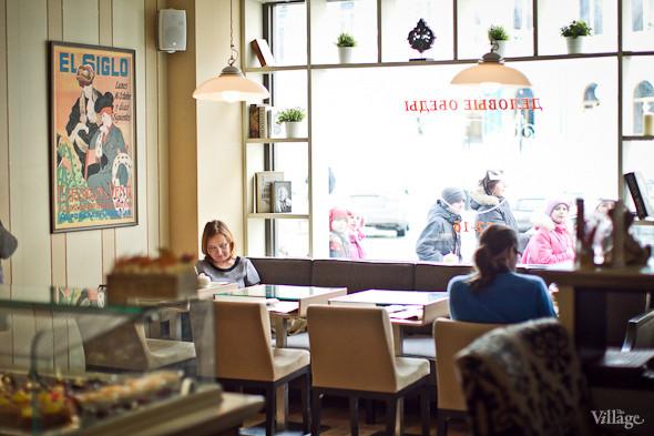 Новое место: Sweet Home Cafe. Изображение № 19.