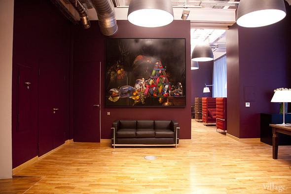 Офис недели (Москва): Клубный офис Cabinet Lounge. Изображение № 4.