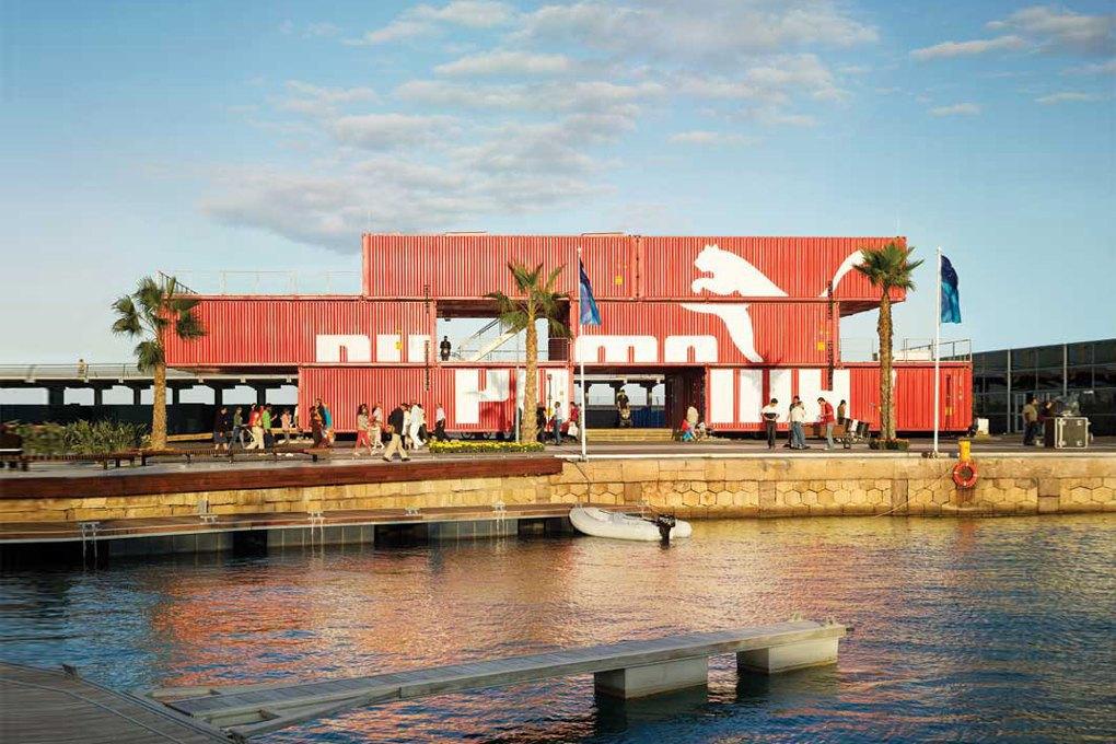 Hopes Tech: 10 самых красивых магазинов мира. Изображение № 31.