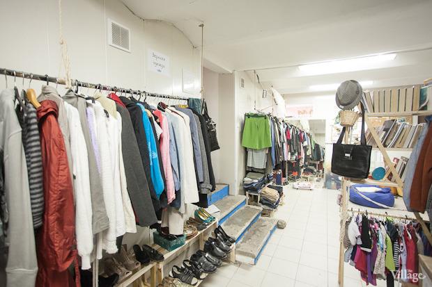 Гид по секонд-хендам и винтажным магазинам: 11 мест в Петербурге. Изображение № 148.