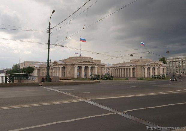 У судебного квартала наПетроградской стороне сменится архитектор. Изображение № 7.