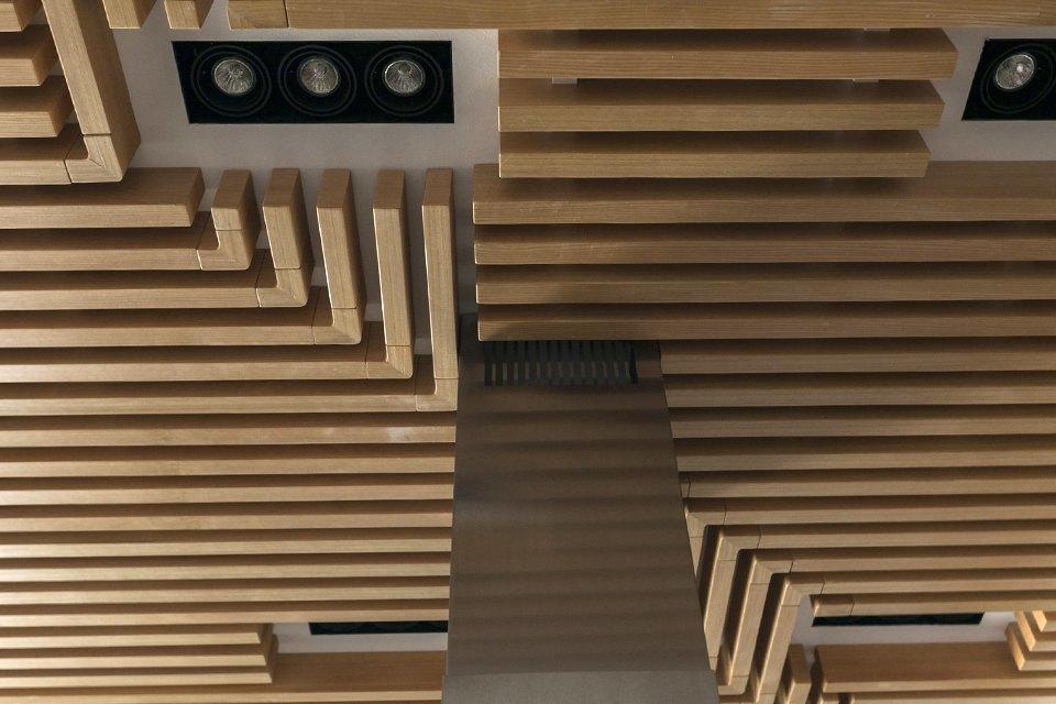 Трёхкомнатная квартира сотделкой изнатуральных материалов . Изображение № 10.