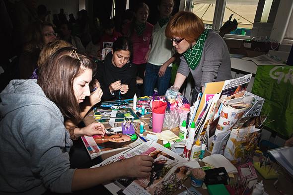 Эко Москвы: Участники акции «Зелёный weekend» о сборе вторсырья. Изображение № 7.