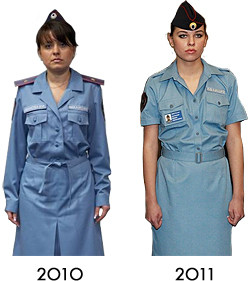 Изображение 4. Модный приговор: российские дизайнеры о новой форме полиции.. Изображение № 4.