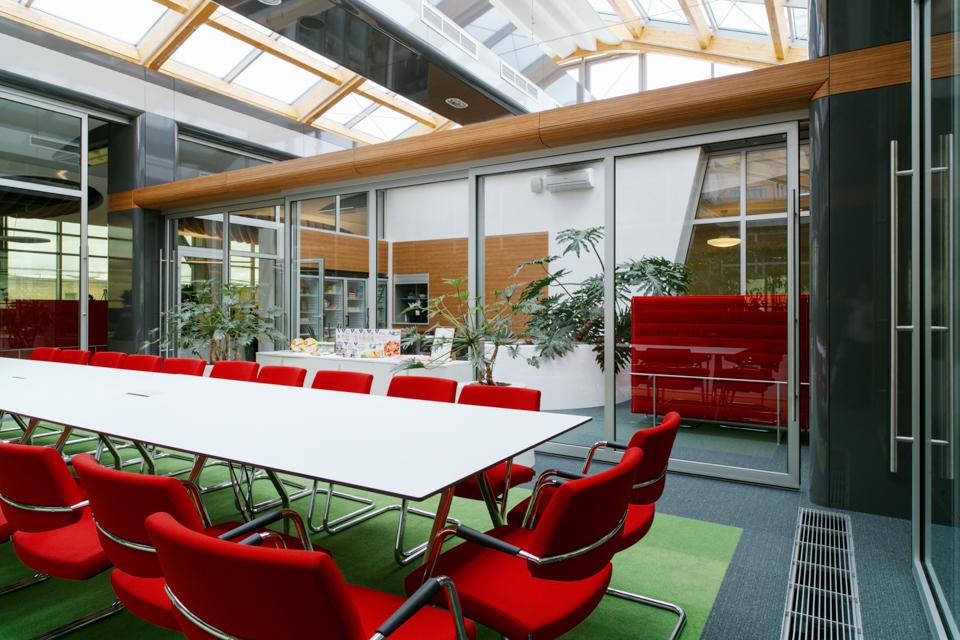 Офис логистической компании накрыше пентхауса. Изображение № 13.