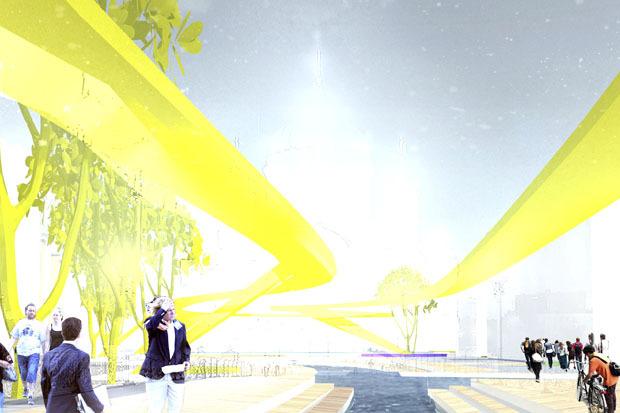 10 проектов квартала около Витебского вокзала . Изображение № 26.