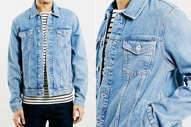 6 мужских джинсовок не дороже 7тысяч рублей. Изображение № 3.
