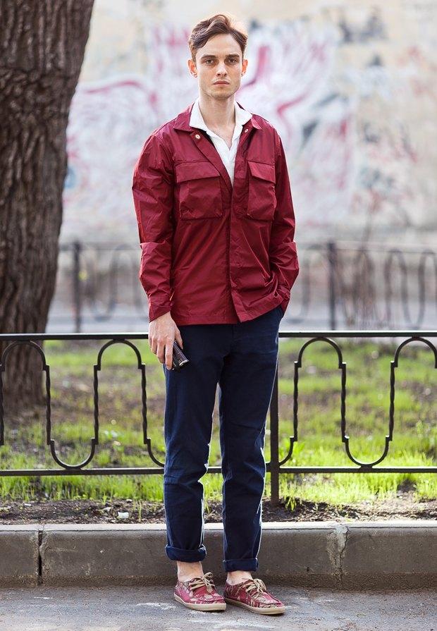 Внешний вид (Петербург): Дмитрий Завьялов, музыкант. Изображение № 1.