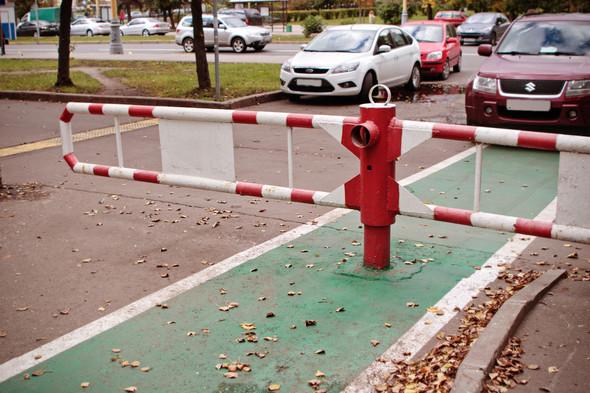 Итоги недели: Велодорожки в Москве. Изображение № 6.