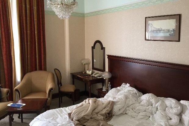 Ночь в отеле: Редакция The Village ищет лучшую гостиницу Москвы. Изображение № 5.