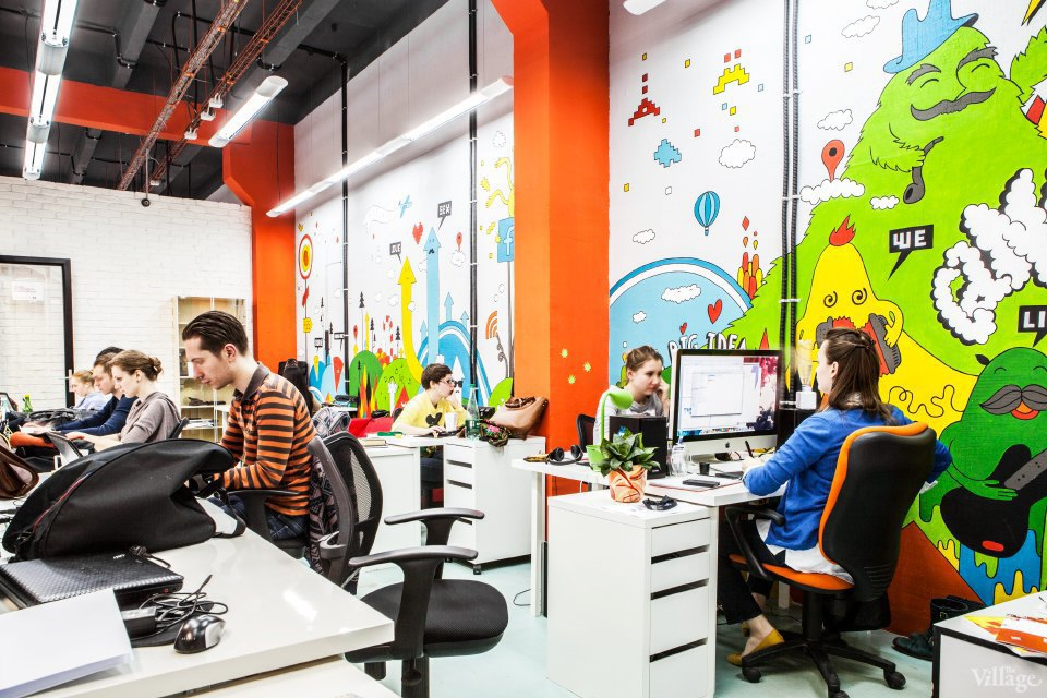 Офис недели (Москва): Nectarin. Изображение № 22.