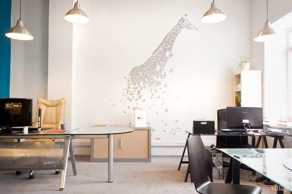 Интерьер недели (Петербург): дизайн-студия Fisheye Design & Architecture. Изображение № 4.