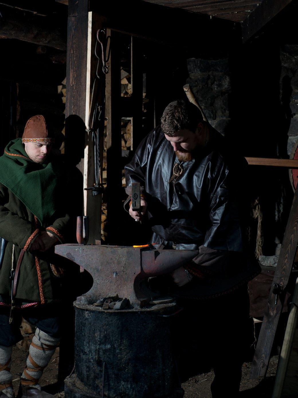 «Такая военная демократия»: Как живут искем сражаются викинги под Выборгом. Изображение № 6.