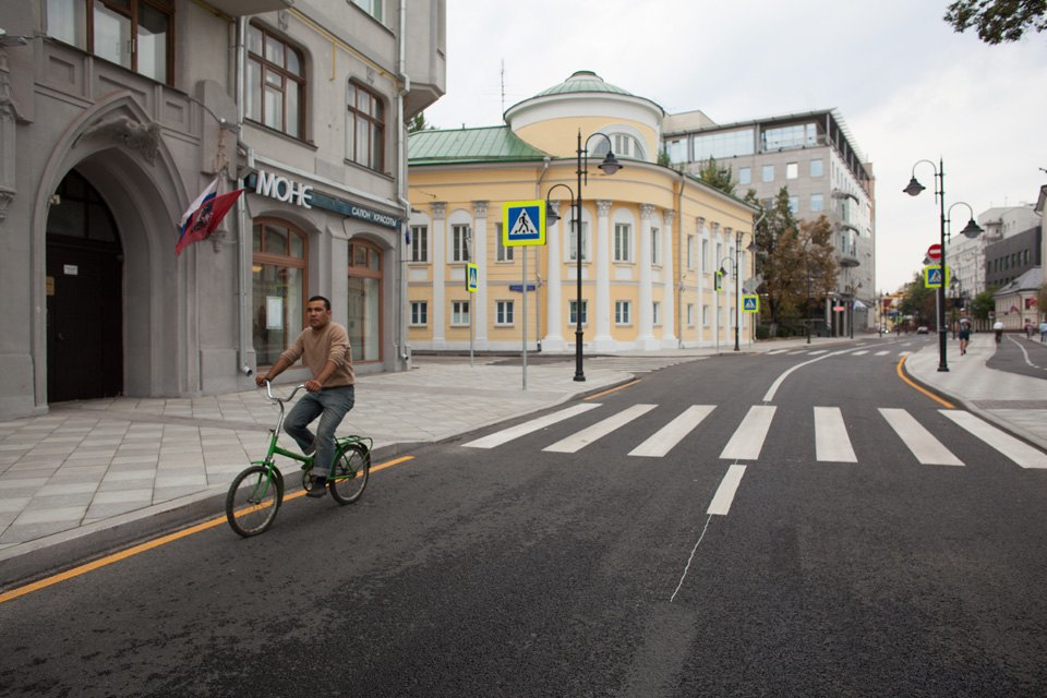 Обновлённая Пятницкая улица. Изображение № 12.