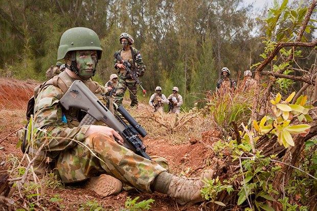 Как у них: Жители Израиля, Дании, Германии, Греции, США — о службе в армии. Изображение № 28.