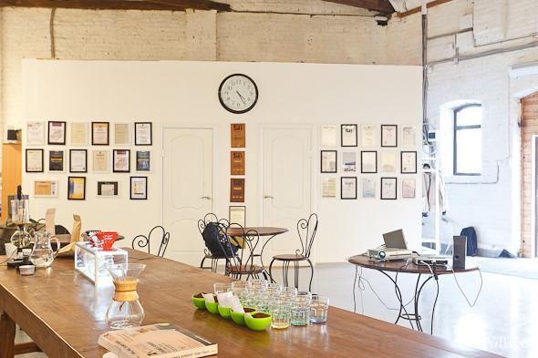 Офис недели (Петербург): Северо-западная кофейная компания. Изображение № 21.
