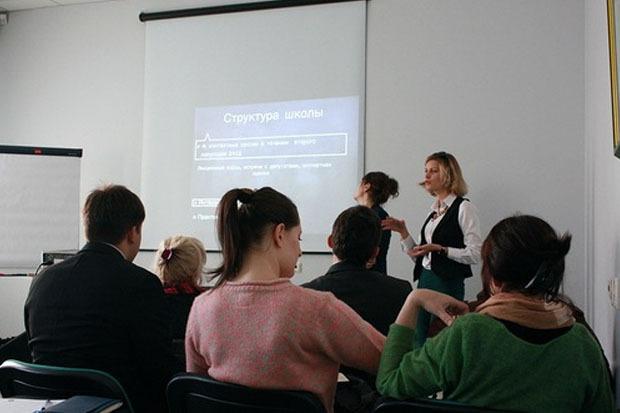 Две школы муниципальных депутатов открылись в Петербурге. Изображение № 4.