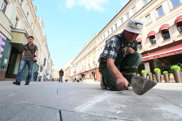 Фото дня: Как выглядит Никольская после реконструкции. Изображение № 8.