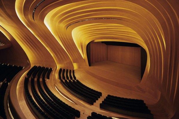 Из чего состоит архитектура Захи Хадид. Изображение № 5.