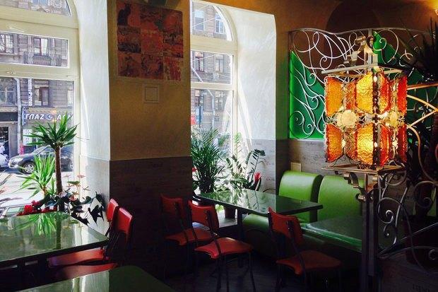 18 вегетарианских кафе вПетербурге. Изображение № 2.