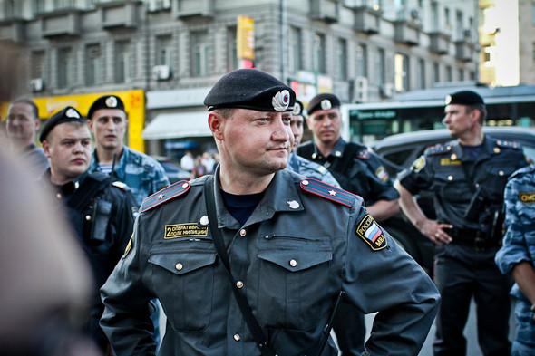 Изображение 28. Copwatch: действия полиции на митинге «Стратегии-31» на Триумфальной площади.. Изображение № 26.