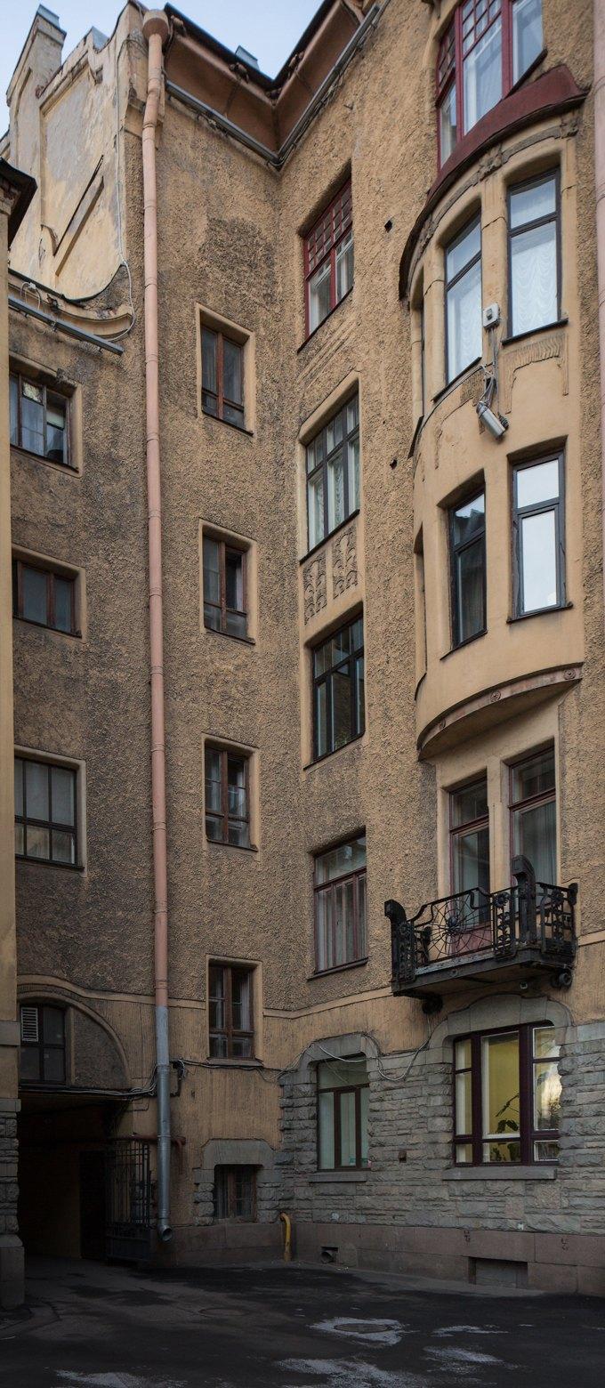 Я живу в доходном доме Лидваль (Петербург). Изображение № 2.