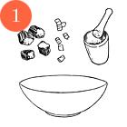 Рецепты шефов: Олхори долма (фаршированная слива). Изображение № 3.