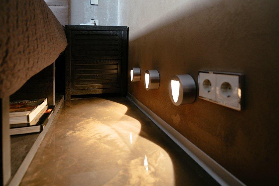 Трёхкомнатная квартира сэклектичным интерьером. Изображение № 29.