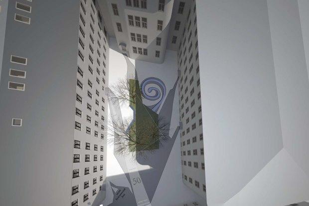 Каким будет музей Булгакова: концепция Габриеле Филиппини. Изображение № 1.
